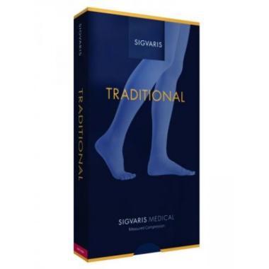 Компрессионные мужские колготы Sigvaris Traditional каучук